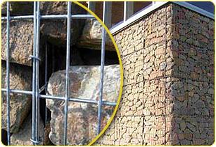 Mediodes gaviones de malla electrosoldadas - Malla para gaviones ...